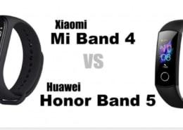 Nên chọn Xiaomi MI Band 4 hay Huawei Honor Band 5  đây mọi người