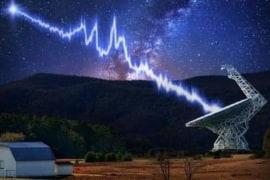 Lần đầu phát hiện chớp sóng vô tuyến từ dải Ngân Hà