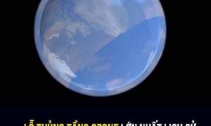 Lỗ thủng tầng ozone lớn nhất tại bắc bán cầu đã đóng lại hoàn toàn
