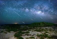 Quan sát mưa sao băng Eta Aquarids vào đêm nay rạng sáng ngày mai