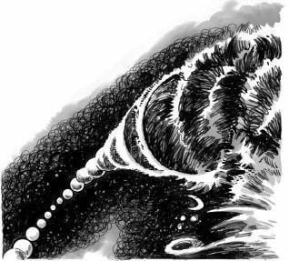 Sao siêu mới bùng nổ có ảnh hưởng đến Trái Đất không?