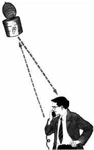 Gọi điện thoại mà có hiện tượng hồi âm là sao vậy?