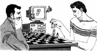 Máy tính đã đánh cờ như thế nào?