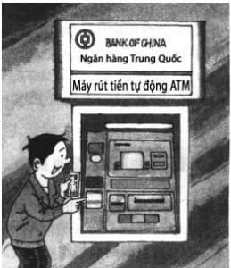 Thế nào là máy rút tiền tự động?