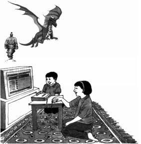 Trò chơi máy tính là gì?