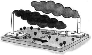 Vì sao nói ô nhiễm không có biên giới quốc gia?