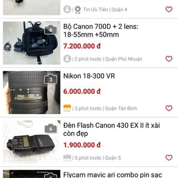 Kinh nghiệm chọn mua máy ảnh cũ