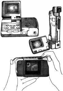 Tại sao máy ảnh số không dùng phim?