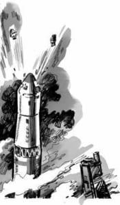 Vì sao các thiết bị vũ trụ chở người phải có thiết bị cấp cứu?