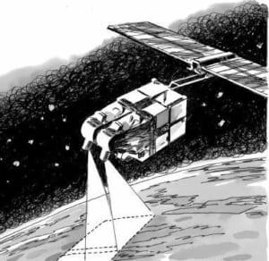 Vì sao vệ tinh có thể dự báo động đất?