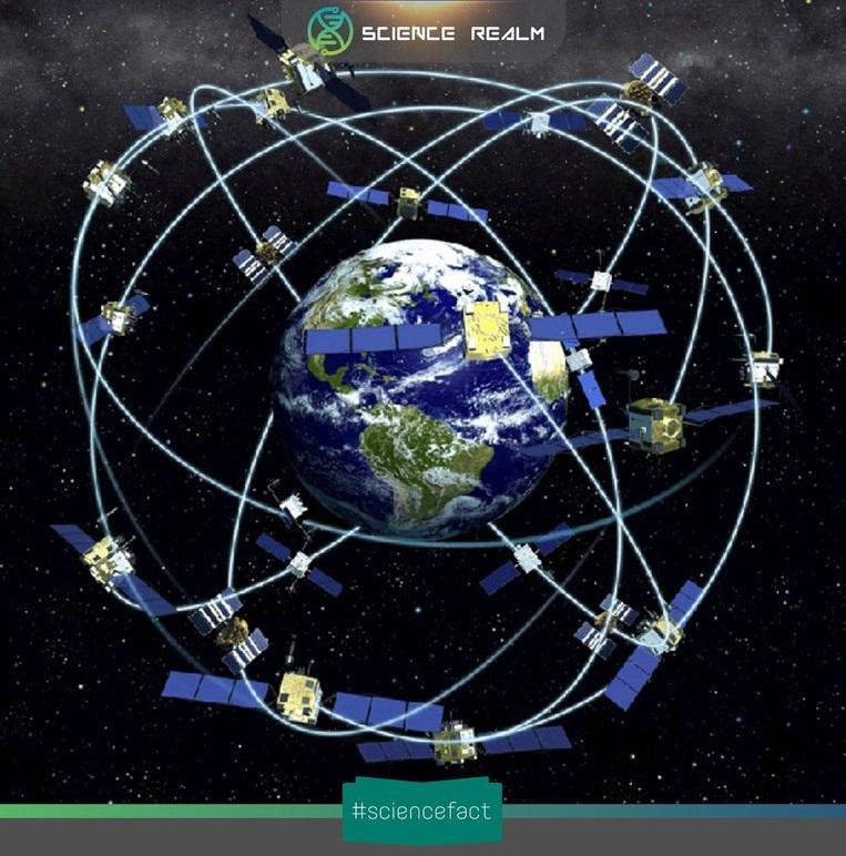 """""""Thời gian"""" của hầu hết mọi người trong chúng ta đều được quy định bằng một """"chiếc đồng hồ"""" khổng lồ mang tên GPS"""