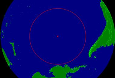 Điểm Nemo – nơi cách xa đất liền nhất trên biển