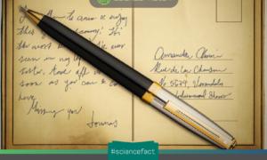 Lịch sử ra đời của bút bi
