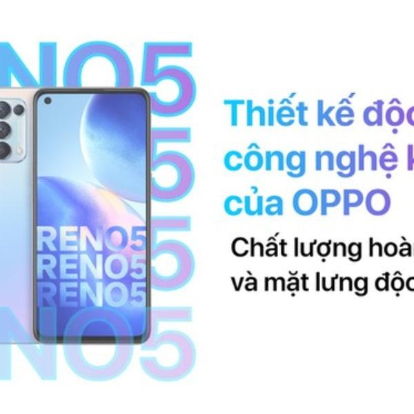 Ở đâu bán điện thoại OPPO RENO 5 5G rẻ nhất