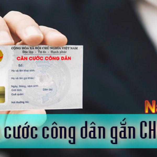 Tại Sao phải đổi sang CCCD gắn chíp?